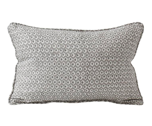 Walter G Patola Mud Linen Cushion
