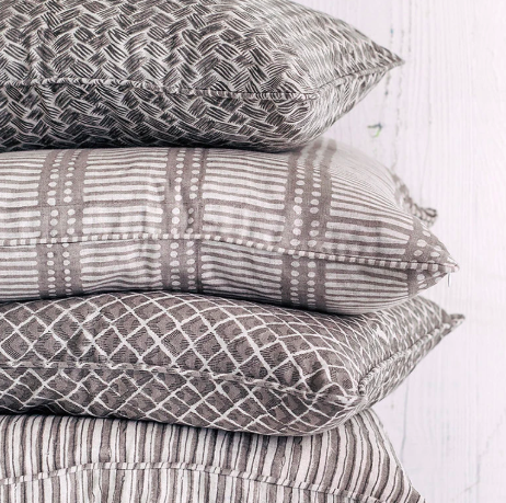 cushions walter g textiles neutrals homewares interiors