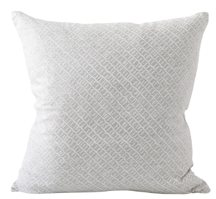 Walter G Sonora Chalk Linen Cushion