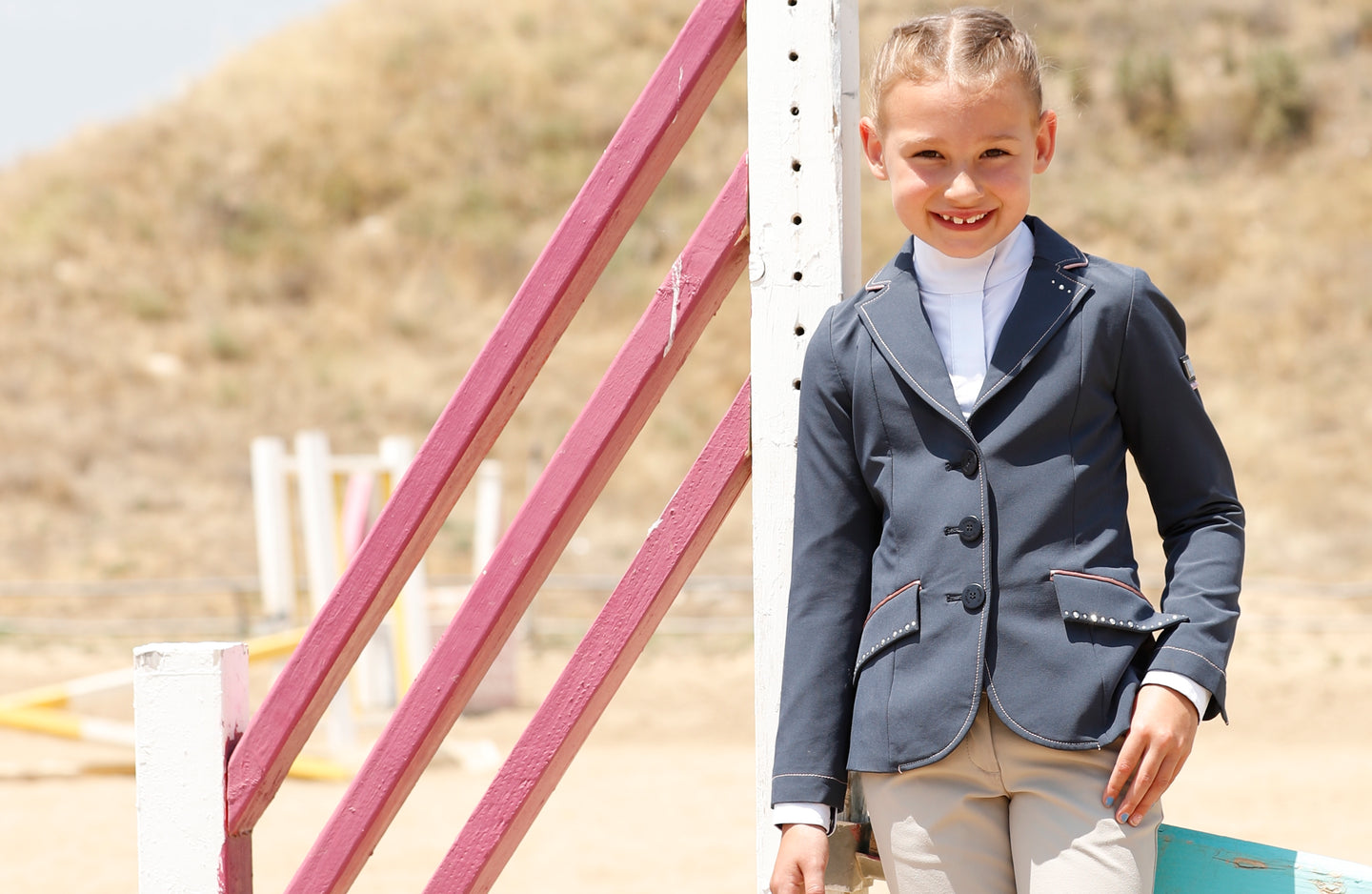 Kid's Show Jackets (Equestrian)