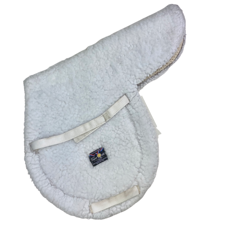 Toklat Non-Slip Hunter Pad in White - 17