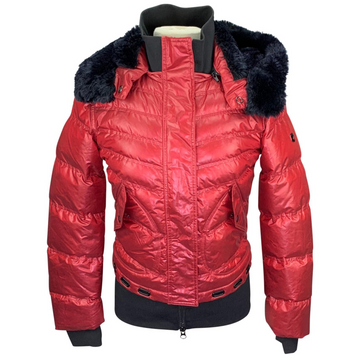 Wellensteyn Jacket in Red