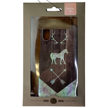 Spiced Equestrian Phone Case in Wildlands