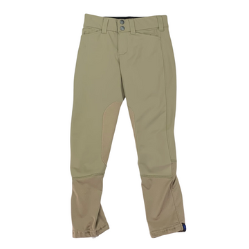 Irideon Hampshire Breech in Tan