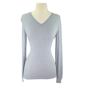 Animo Soleil Sweater in Grey