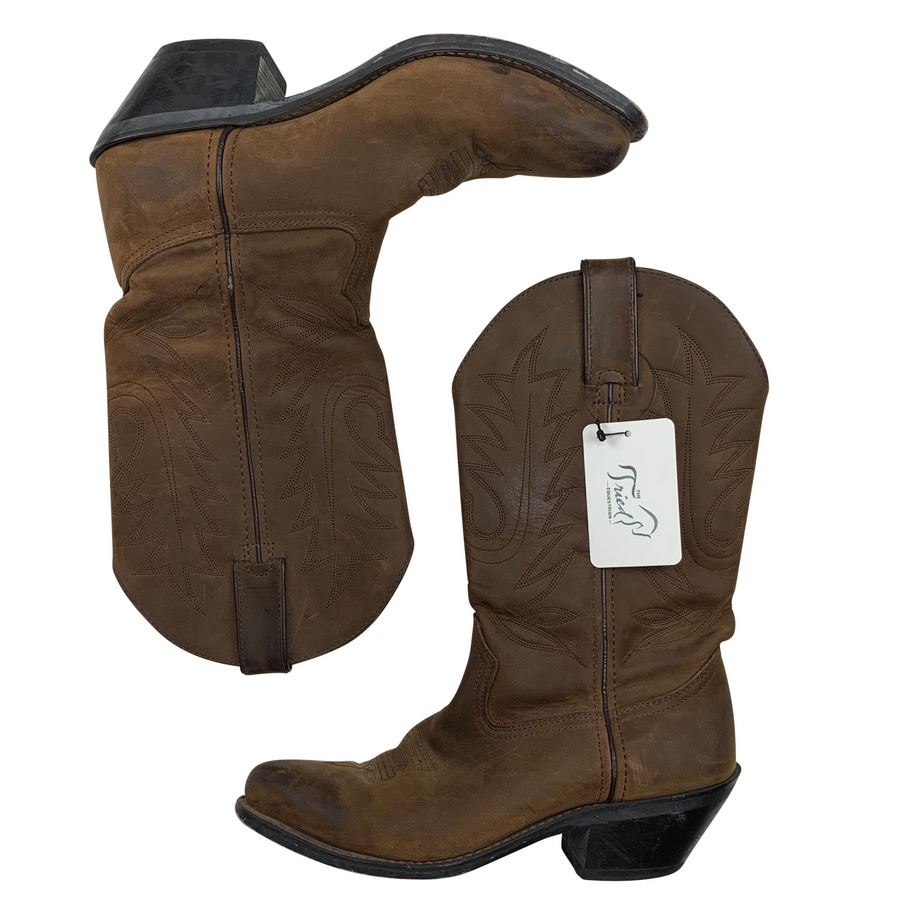 Ariat Western Boot in Brown