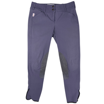 Tailored Sportsman Trophy Hunter Breeches in Purple Passion - Women's 28R