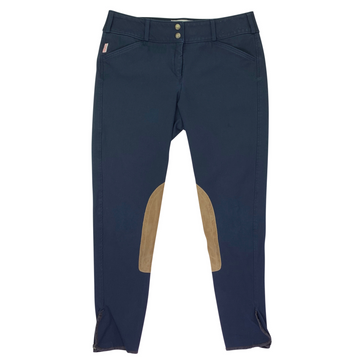 Tailored Sportsman Trophy Hunter Breeches in Navy