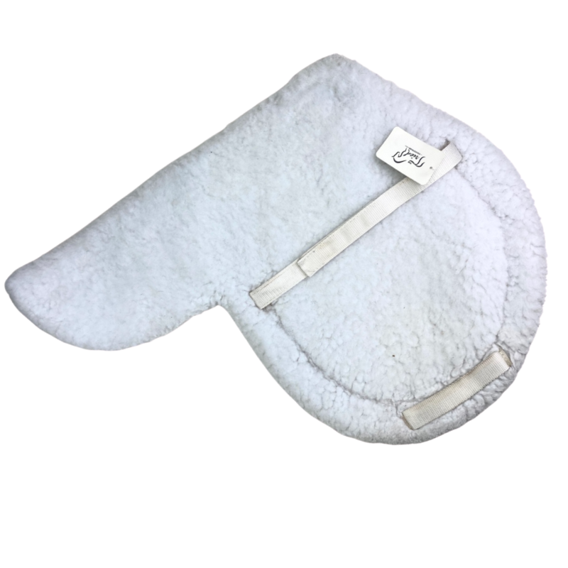 Other side of Toklat Non-Slip Hunter Pad in White - 17