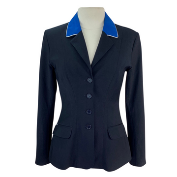 Winston Equestrian Classic Competition Coat in Navy
