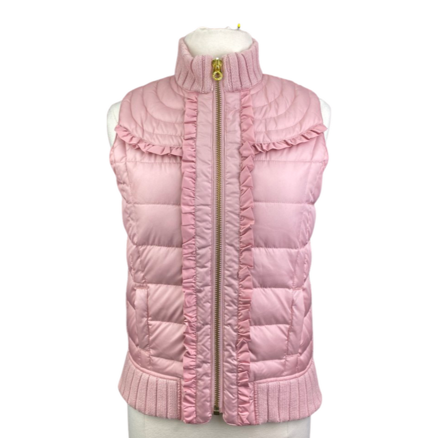 Juicy Couture Vest in Pink