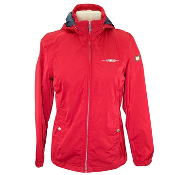 Equiline Jacket in Red