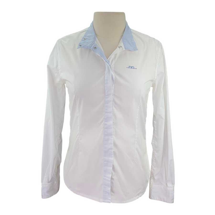 Alessandro Albanese Show Shirt in White