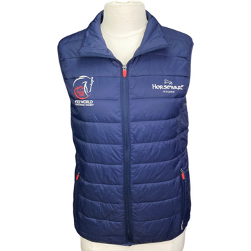 Horseware 'FEI World Equestrian Games' Vest in Navy - Women's Medium