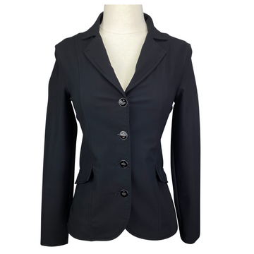 For Horses Show Jacket in Black - Women's Small