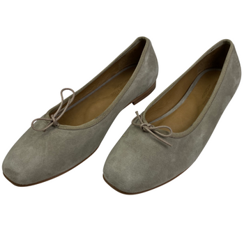 Katharine Page Ballet Flats in Lustiano Grey