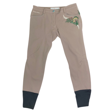 Animo NIK's Limted Edition Breeches in Tan