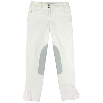 Tailored Sportsman Trophy Hunter Breeches in White