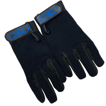 Top of Correct Connect Original Gloves in Black