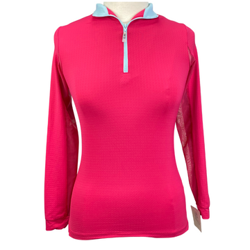 EIS Cool Shirt in Hot Pink - Women's XS