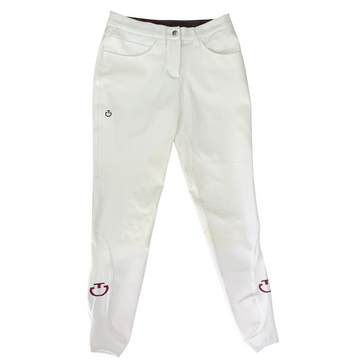 Cavalleria Toscana Grip Breeches in White