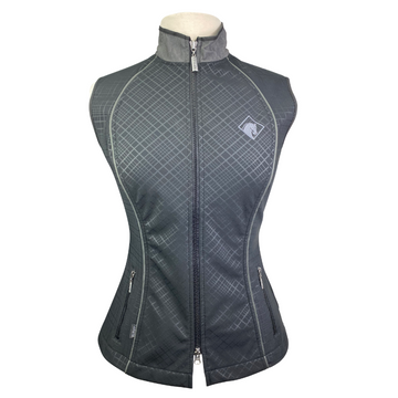 Arista Limited Edition Vest in Black - Women's Small