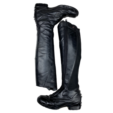 Side of Ariat Volant Tall Boots in Black