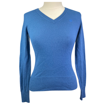 Ariat Ramiro Sweater in Blue - Women's Small