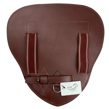 Belly Guard Girth Attachment in Redwood - One Size