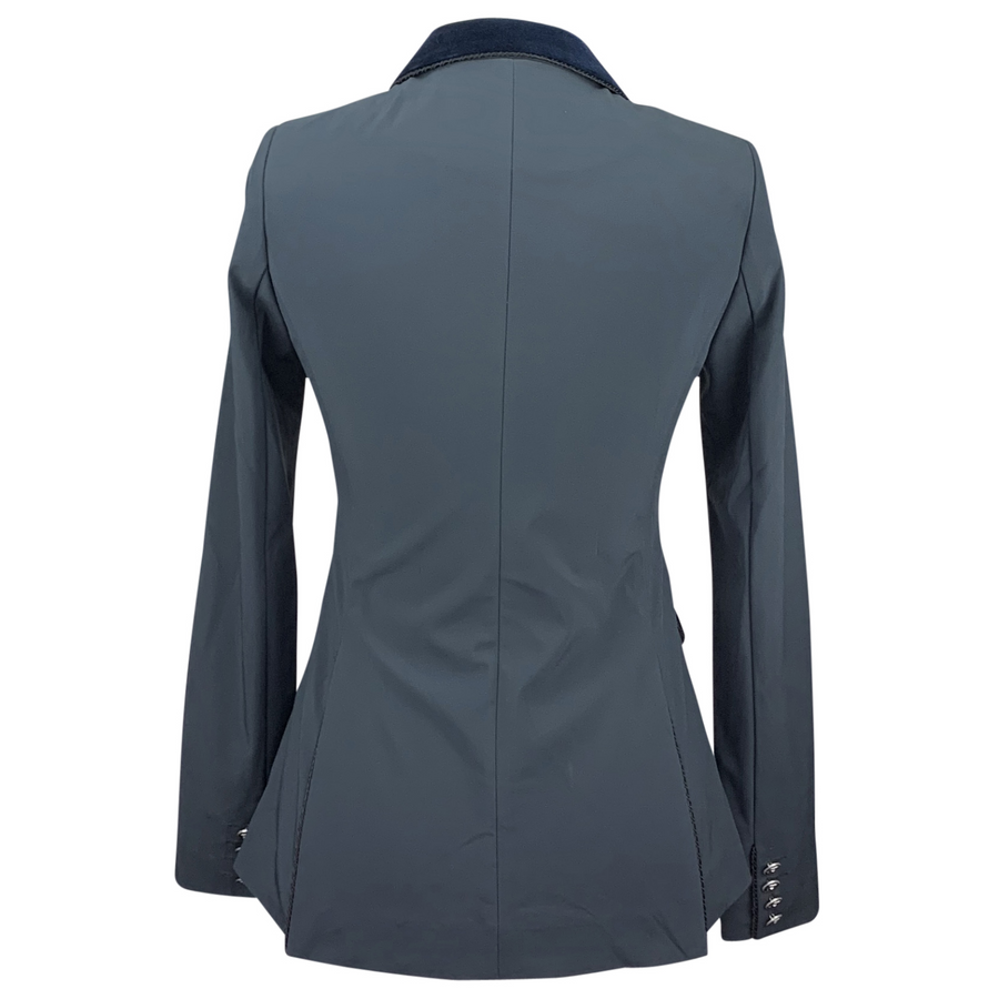 Back of Kingsland Deidre Show Jacket in Navy - Women's EU 32 (US 2)