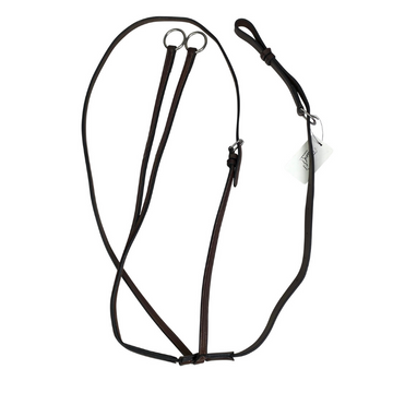Arion Running Martingale in Brown