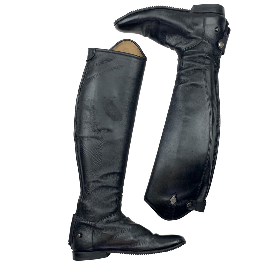 Other side of Fabbri Pro Dress Boots in Black