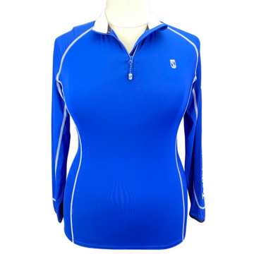 Tredstep Symphony Sport Top in Royal Blue - Women's XL