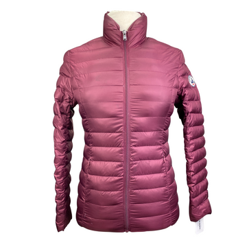 JOTT Cha Jacket in Wine - Women's Small