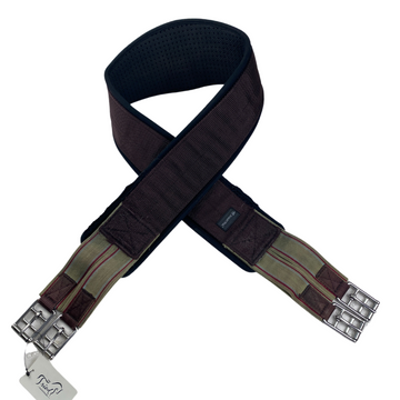 SmartPak Velcro Girth in Brown - 54