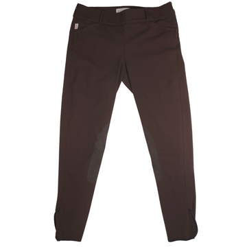 Tailored Sportsman Trophy Hunter Breeches in Dove Bar - Women's 34L
