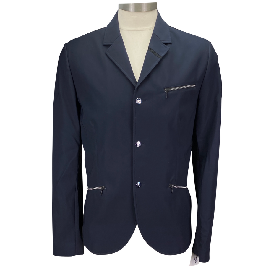 Cavallo Gavano Show Jacket in Deep Blue - Mens 40