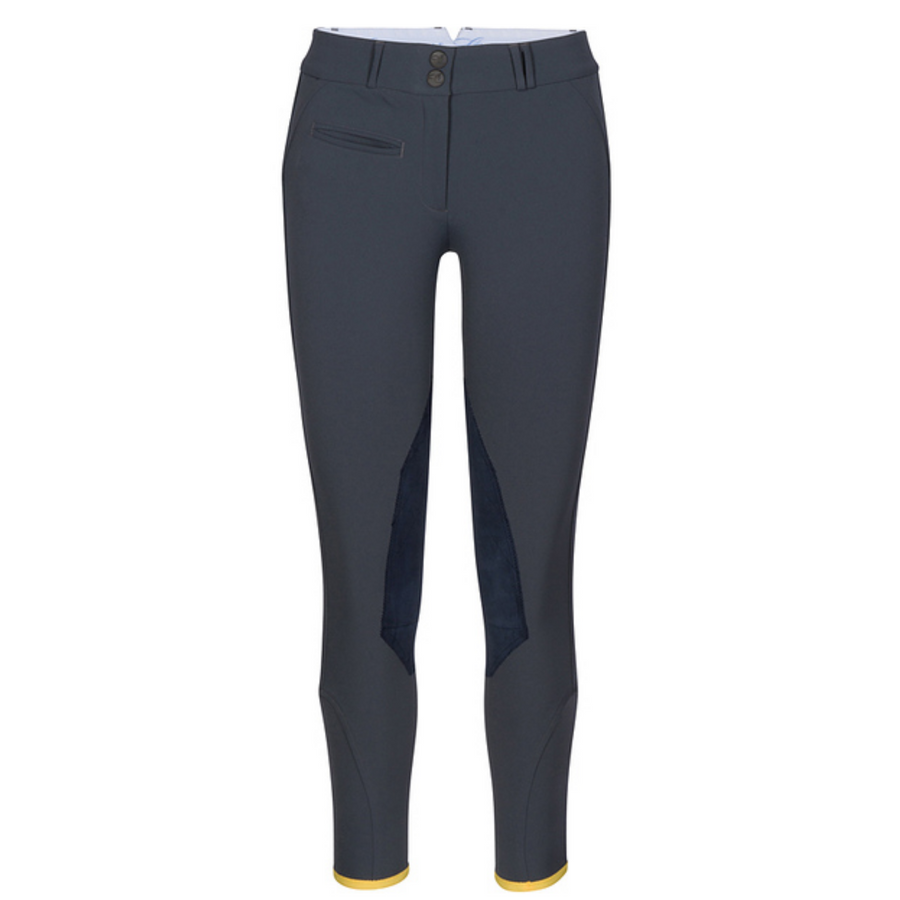 Callidae The C Breech in Slate Blue w/ Captain Suede