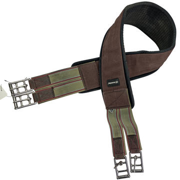 SmartPak Velcro Girth in Brown