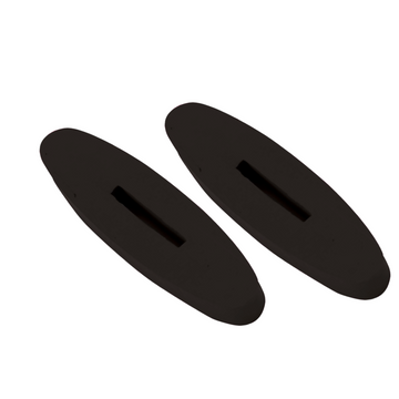 EcoPure Rubber Rein Stoppers in Black