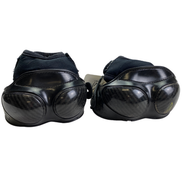 Veredus Carbon Shield Heel Protector Boots in Black - Medium
