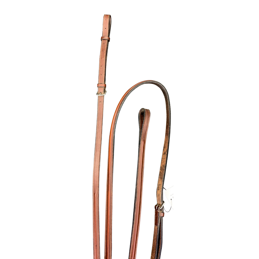 Close up of Standing Martingale in Brown