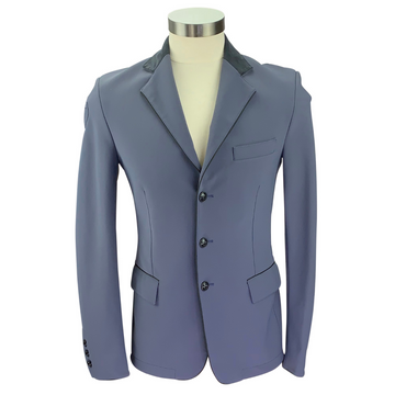 Cavalleria Toscana Show Coat in Navy