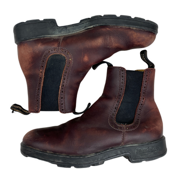 Blundstone Paddock Boots  in Brown