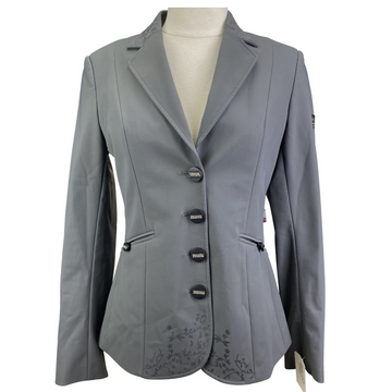 Equiline X-Cool Technical Competition Jacket in Grey
