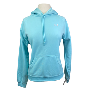 Under Armour Sweatshirt in Teal - Women's Medium