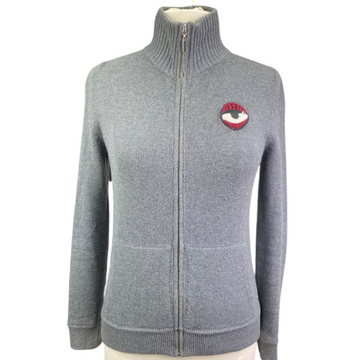 Callidae The Zip Up in Grey - Women's XS