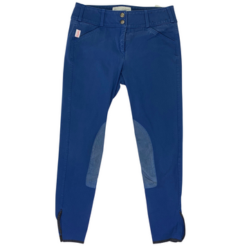 Tailored Sportsman Trophy Hunter Breeches in Blueberry