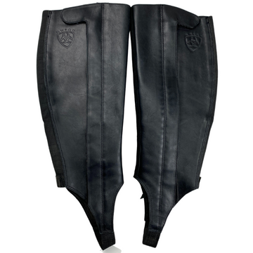 Ariat Half Chaps in Black - Women's Small