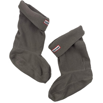 Hunter Short Welly Warmer Liners in Taupe